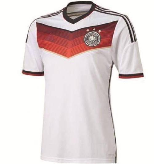 Camiseta de futbol de Alemania  fc0f697f0691f